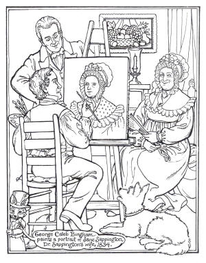coloring pages prairie - photo#26